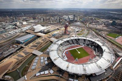 2012年ロンドン オリンピック会場