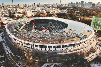 東京オリンピックのメイン会場は新国立競技場