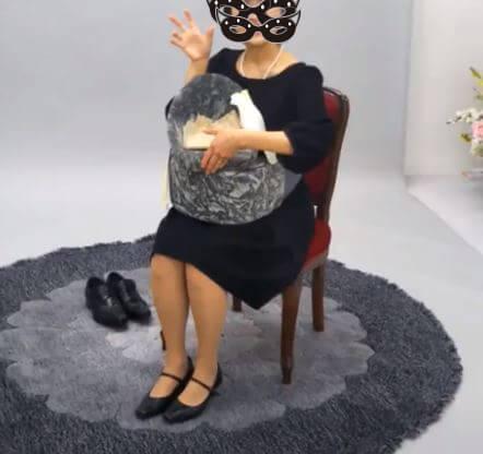 お宮参り撮影スタジオマリオ 親の服装