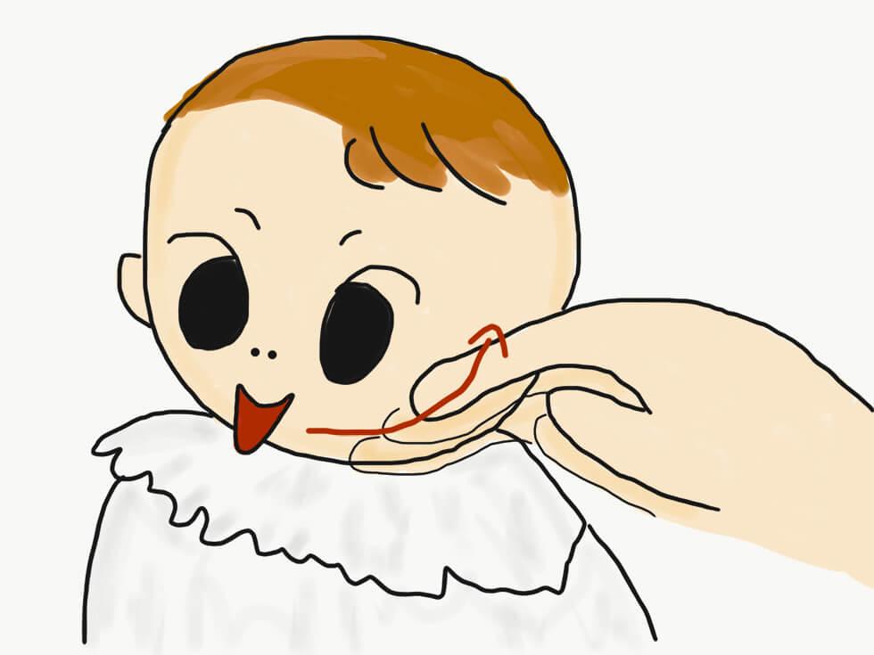 赤ちゃんの笑顔を撮る方法