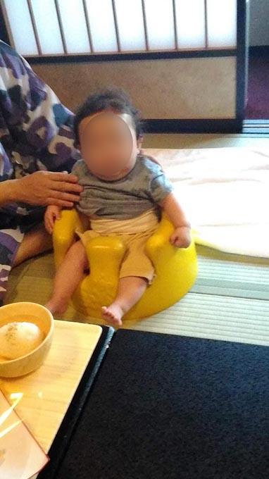赤ちゃんと温泉 おすすめの関東の宿ー はじめてのお泊り