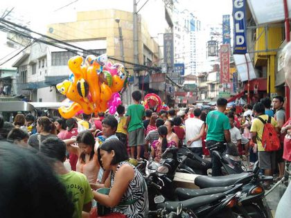 Binondoチャイナタウン マニラ旅行