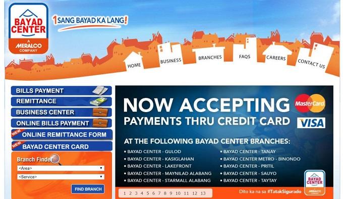 フィリピンのインターネット環境 支払い方法についてBayadセンター
