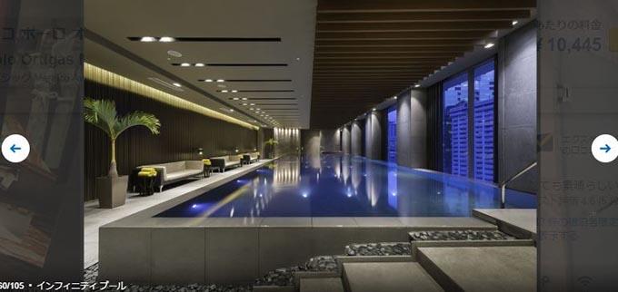 お盆の旅行先として穴場な場所は?雨季のマニラのホテルでプール遊び