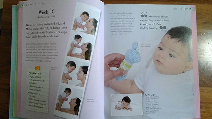 育児と同時に英語も勉強しよう!おすすめ洋書の中身