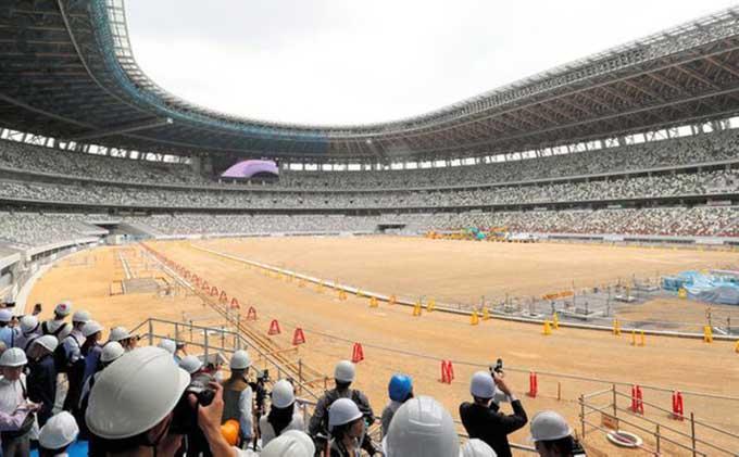 tokyo olympics 2020 preparation