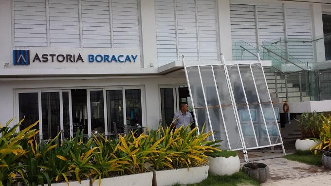 ボラカイ島のホテル