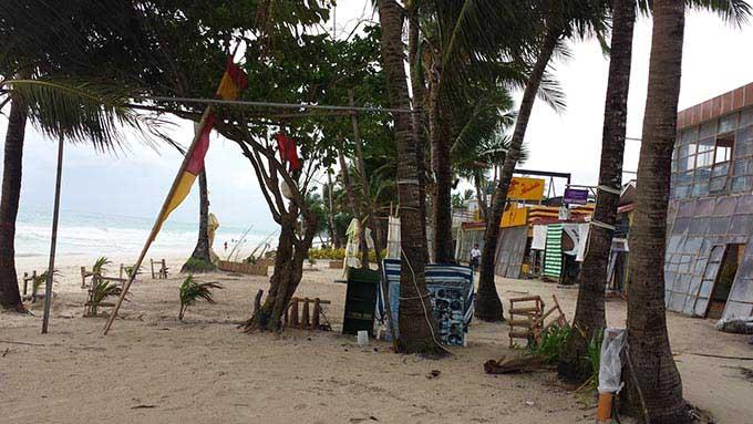 ボラカイ島へ9月に旅行