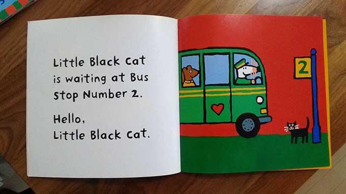 赤ちゃんに読む英語の本