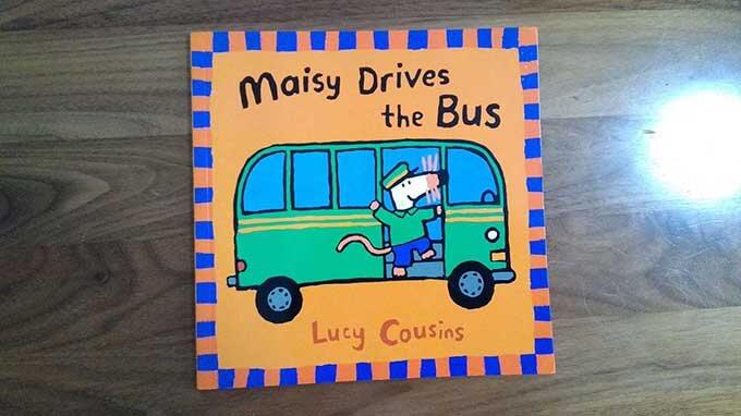 赤ちゃんに読む英語の本 Maisy Drives the Bus