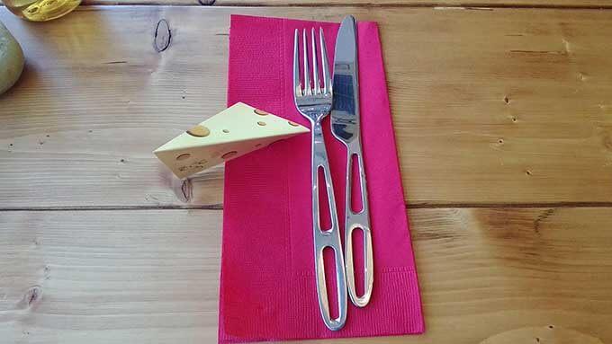 チーズチーズカフェでランチ  口コミ