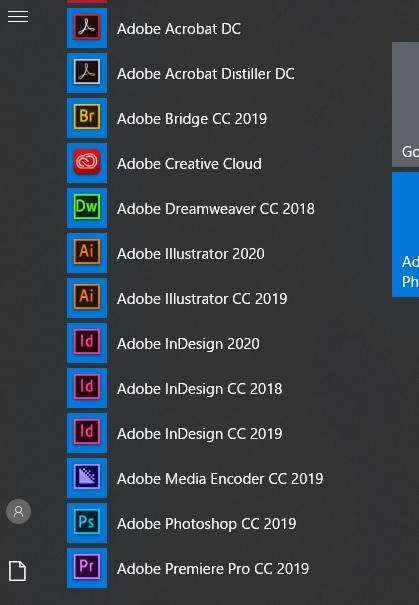 Adobe Creative Cloud(クリエイティブ・クラウド)とは?インストールできるアプリ